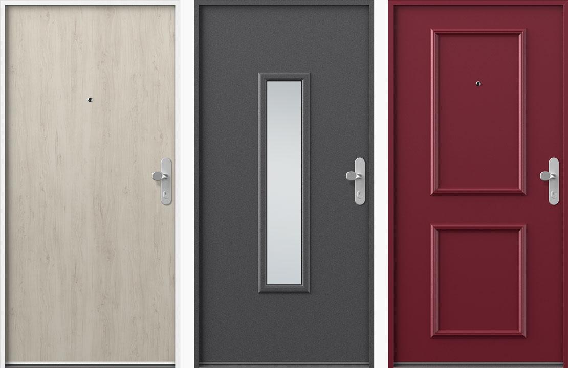 Bevorzugt Kompotherm - Wohnungs- eingangstüren WR17